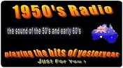 Listen to your 50's and 60's oldies 24 hours a day!